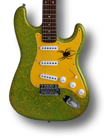 """Spider"" Squier"