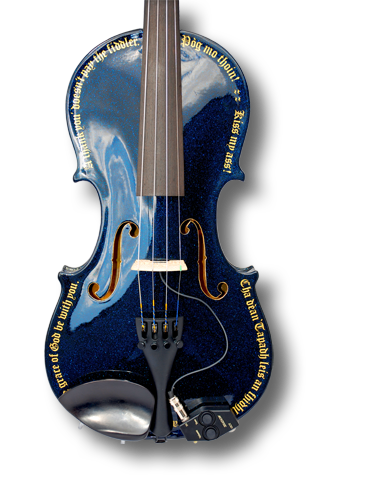 """Pay the Fiddler"" Violin"